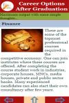 Career Options After Graduation screenshot 3/3