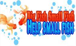 Big Fish Small Fish - Cutest Nemo vs Hungry Sharks screenshot 1/6
