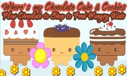 Where is my Chocolate Cake Flow to Feed Hungry Kid screenshot 1/4