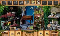 Free Hidden Object Games - Hobbits House screenshot 3/4