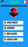 France Football Logo Quiz screenshot 3/5