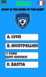 France Football Logo Quiz screenshot 4/5