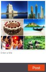 SnapFrame - Create Beautiful Photo Frames screenshot 2/4