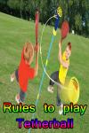Rules to play Tetherball screenshot 1/4