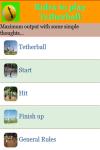 Rules to play Tetherball screenshot 3/4