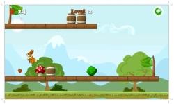 Run Rabbit Game screenshot 2/3