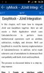 Learn EasyMock v2 screenshot 3/3