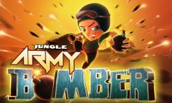 Jungle Army Bomber Free screenshot 1/6