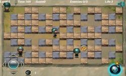 Jungle Army Bomber Free screenshot 2/6
