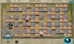 Jungle Army Bomber Free screenshot 3/6