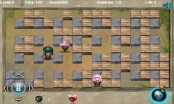 Jungle Army Bomber Free screenshot 4/6
