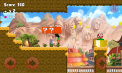 Super Saiyan World Adventure screenshot 5/6