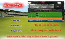 T20 Cricket 2016 - Flick screenshot 2/6