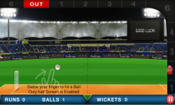 T20 Cricket 2016 - Flick screenshot 6/6