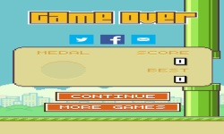 Flappy Bird Puzzle screenshot 2/6