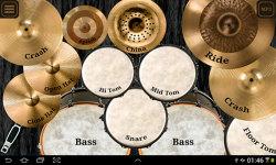 Real Drum Kit screenshot 1/3