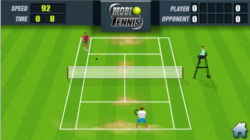 Mobi Tennis screenshot 2/2