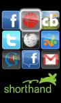 Shorthand SMS Browser screenshot 1/6