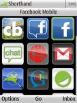 Shorthand SMS Browser screenshot 2/6