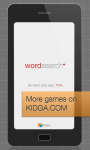 Word Search Kidga screenshot 1/5