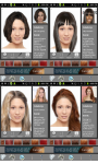 Ultimate Hairstyles screenshot 1/6