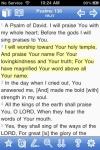 Blue Letter Bible screenshot 1/1