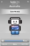 Radio Australia Lite by Tunin.FM screenshot 1/1