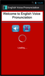 english voice pronunciation screenshot 4/4