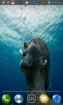 Statue under water screenshot 1/3