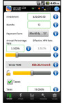 Versatile Savings screenshot 1/2