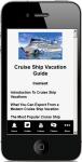 Cruise Ship Vacations screenshot 4/4