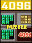 4096 PUZZLE  screenshot 1/3