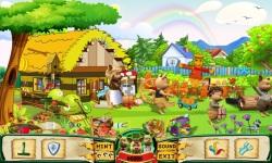 Free Hidden Object Games - The Three Little Pigs screenshot 3/4