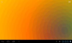 Nexus Waves Live Wallpaper free screenshot 2/6