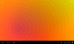 Nexus Waves Live Wallpaper free screenshot 6/6