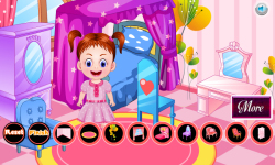 Room Decoration - Games for Girls with Baby Emma screenshot 5/5