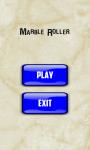 Marble Roller screenshot 1/4