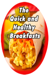 The Quick and Healthy Breakfasts screenshot 1/3