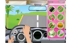 BARBIE DRIVING SLACKING screenshot 2/4