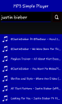 MP3 Simple Player and Download screenshot 3/6