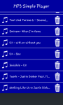 MP3 Simple Player and Download screenshot 6/6