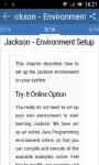 Learn Jackson screenshot 2/3