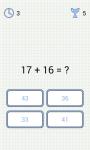Fun Math: king of math screenshot 1/6