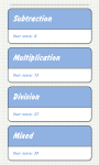 Fun Math: king of math screenshot 6/6