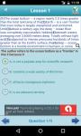 TOEFL Reading Comprehension screenshot 4/6