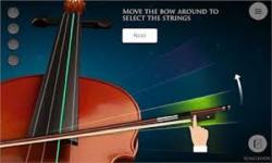 Violin  Magical Bow App screenshot 3/6