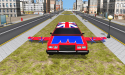 Flying Limo Car Driving Fever screenshot 1/6