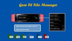Gear Fit File Manager select screenshot 3/5
