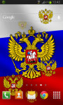 Russia Flag LWP screenshot 2/2