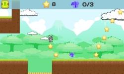 Little cat run and jump screenshot 1/4